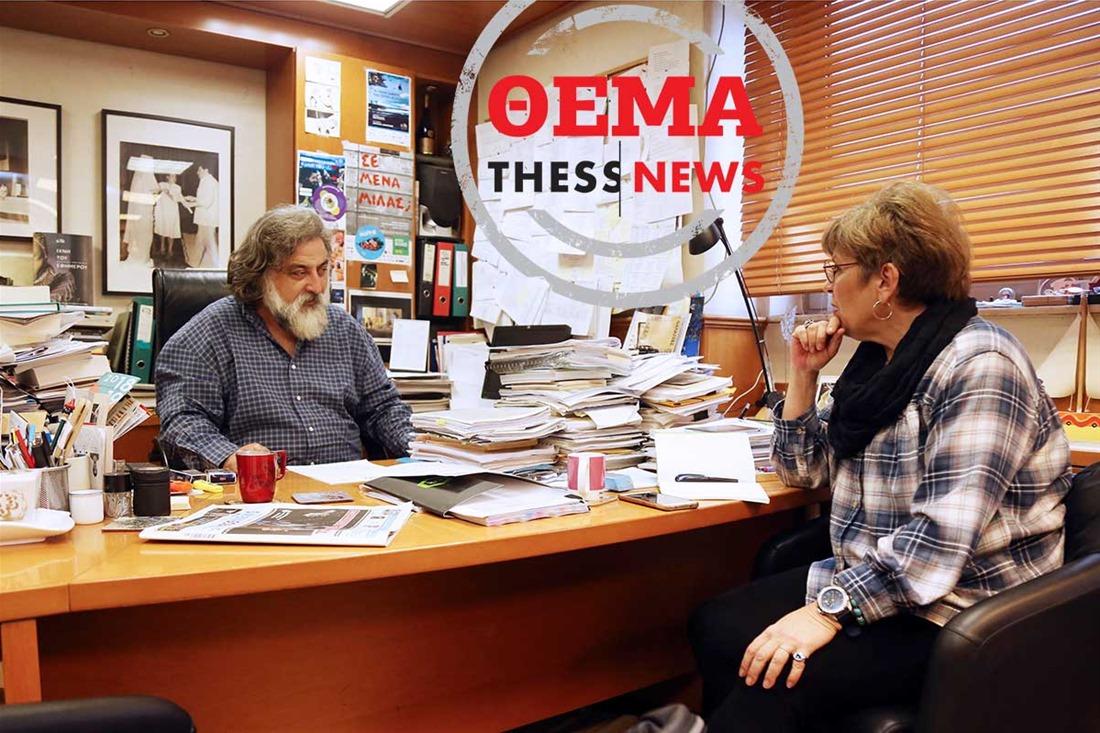 Γ. Αναστασάκης: Δεύτερη θητεία στο τιμόνι του Κρατικού Θεάτρου Βόρειας Ελλάδας