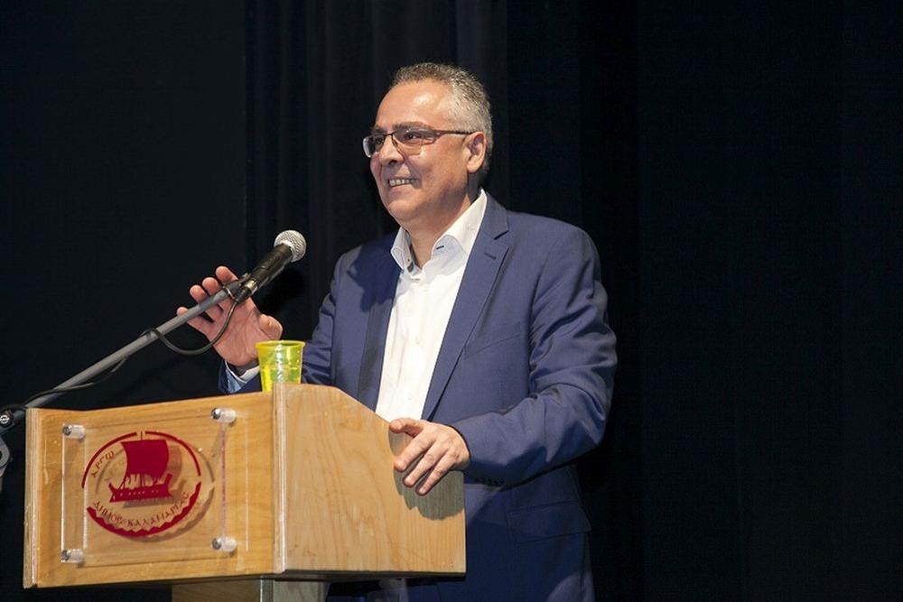 Παρουσίασε πρόγραμμα και υποψήφιους συμβούλους ο Άρης Τεμεκενίδης (ΦΩΤΟ)