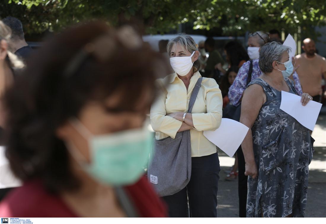 «Βροχή» τα πρόστιμα σε όλη την Ελλάδα για την εφαρμογή των μέτρων κατά του κορωνοϊού