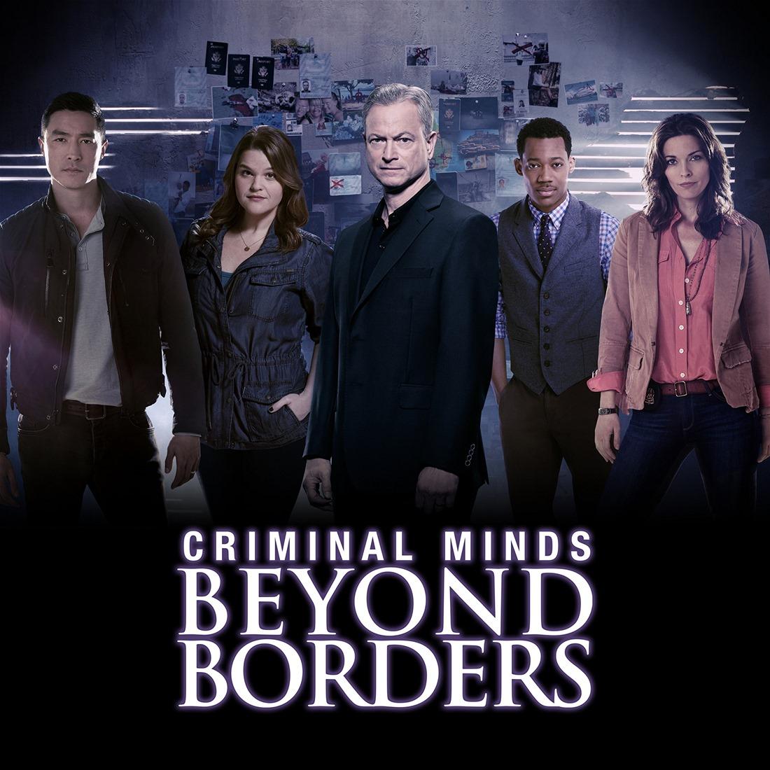 Criminal Minds: Beyond Borders στο OPEN