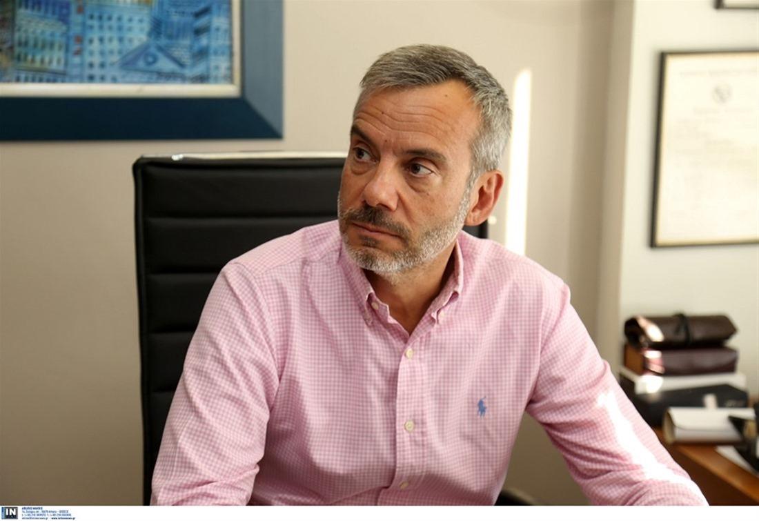 Ζέρβας: «Θα υπάρξουν εξαγγελίες του Πρωθυπουργού στη ΔΕΘ για το νέο γήπεδο του Άρη»