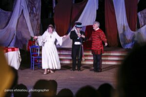 Ανοίγει αυλαία στις «Φθινοπωρινές Βραδιές» ποιοτικού θεάτρου