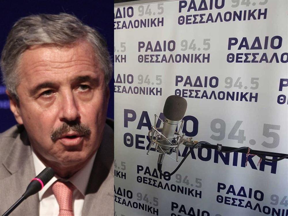 Γ. Μανιάτης στο Ράδιο Θεσσαλονίκη: «Πιαστήκαμε πάλι αδιάβαστοι στο ενεργειακό ζήτημα οι Ευρωπαίοι»