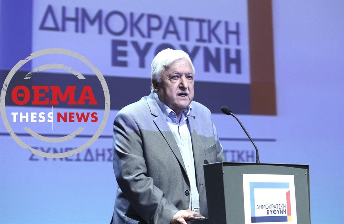 Αλ. Παπαδόπουλος στην ThessNews: Δημαγωγοί και λαοπλάνοι καταστρέφουν τη χώρα