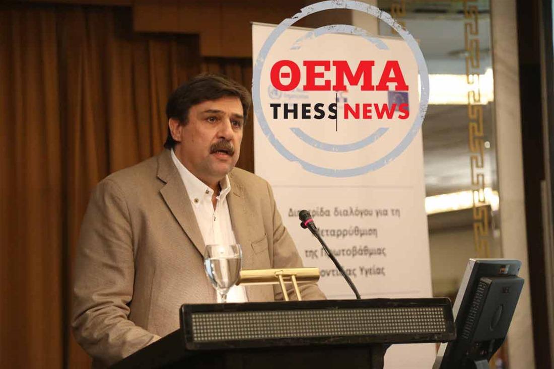 Αν. Ξανθός στην ThessNews: «Κίνδυνος από το αντι-εμβολιαστικό κίνημα»