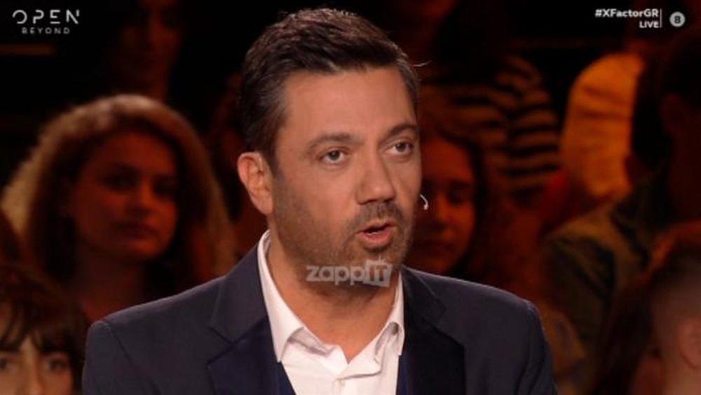 X Factor: Το «αντίο» στον Γιάννη Σπανό και η on air πρόταση του Θεοφάνους (video)