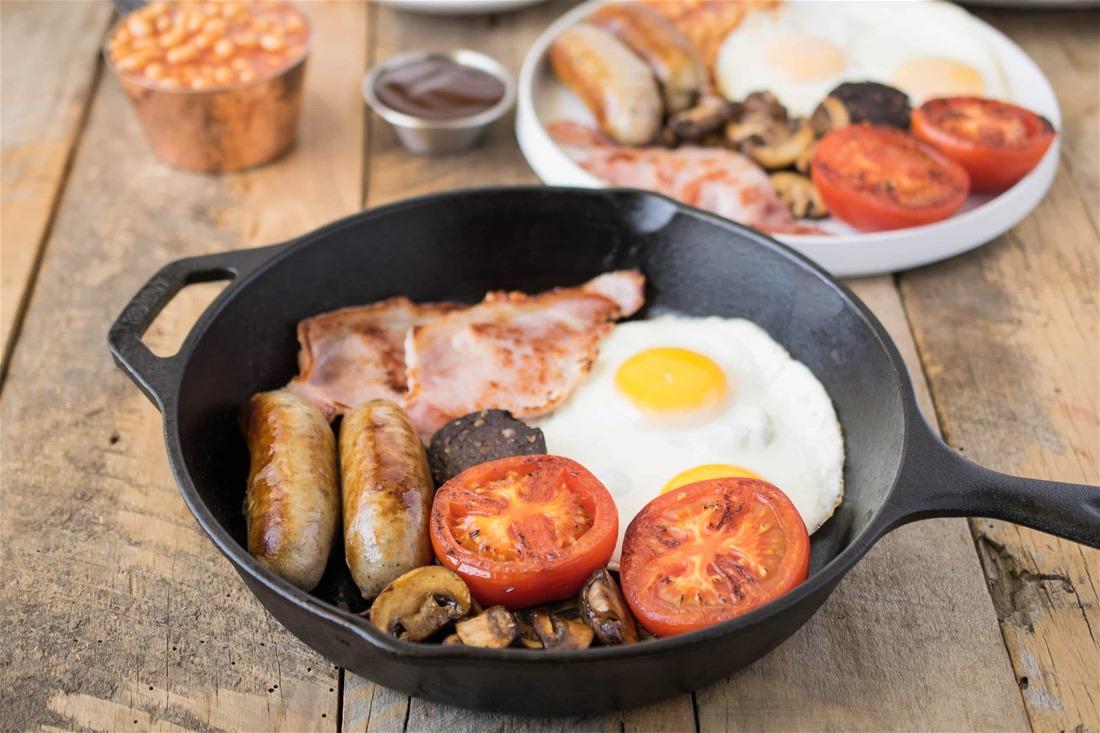 Το αγγλικό πρωινό – Full English Breakfast