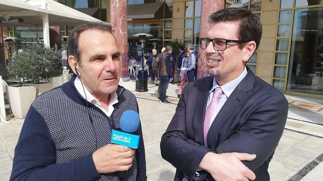 Δ. Καιρίδης στο Ράδιο Θεσσαλονίκη: Είμαι Πόντιος- Έχω δουλέψει για την γενοκτονία (Video)