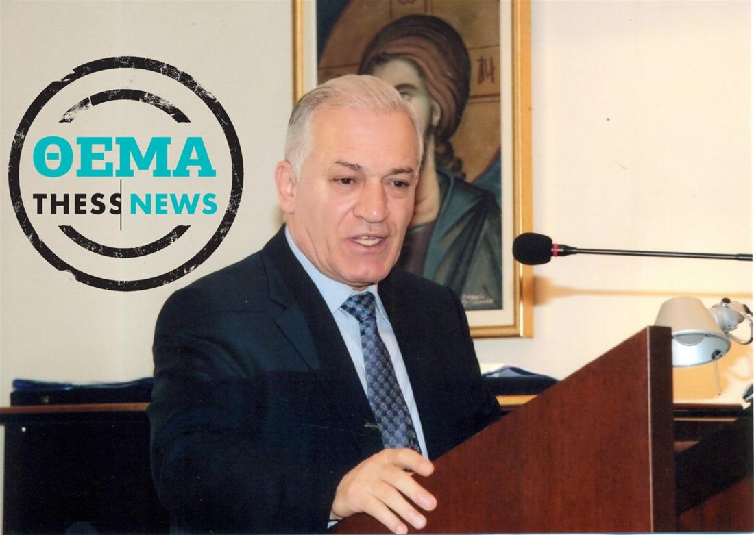 Λ. Κυρίζογλου στην ThessNews: Εκφράζω τη συμπάθεια και τη θλίψη μου για την κατάντια του Γ. Μπουτάρη