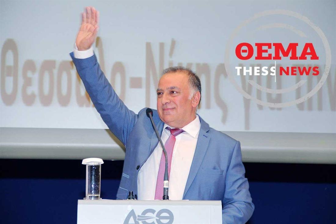 Β. Μωυσίδης στην ThessNews: «Έτοιμος να αναλάβω την ευθύνη»