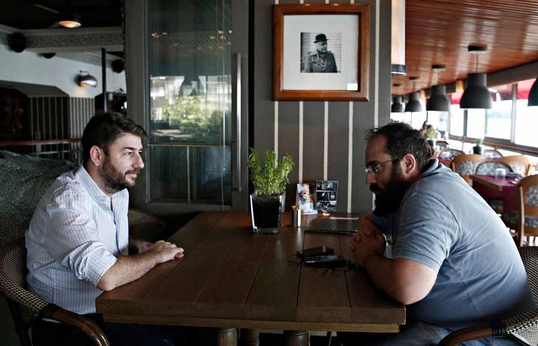 Ν. Ανδρουλάκης στην ThessNews: «Η ώρα της επόμενης γενιάς»