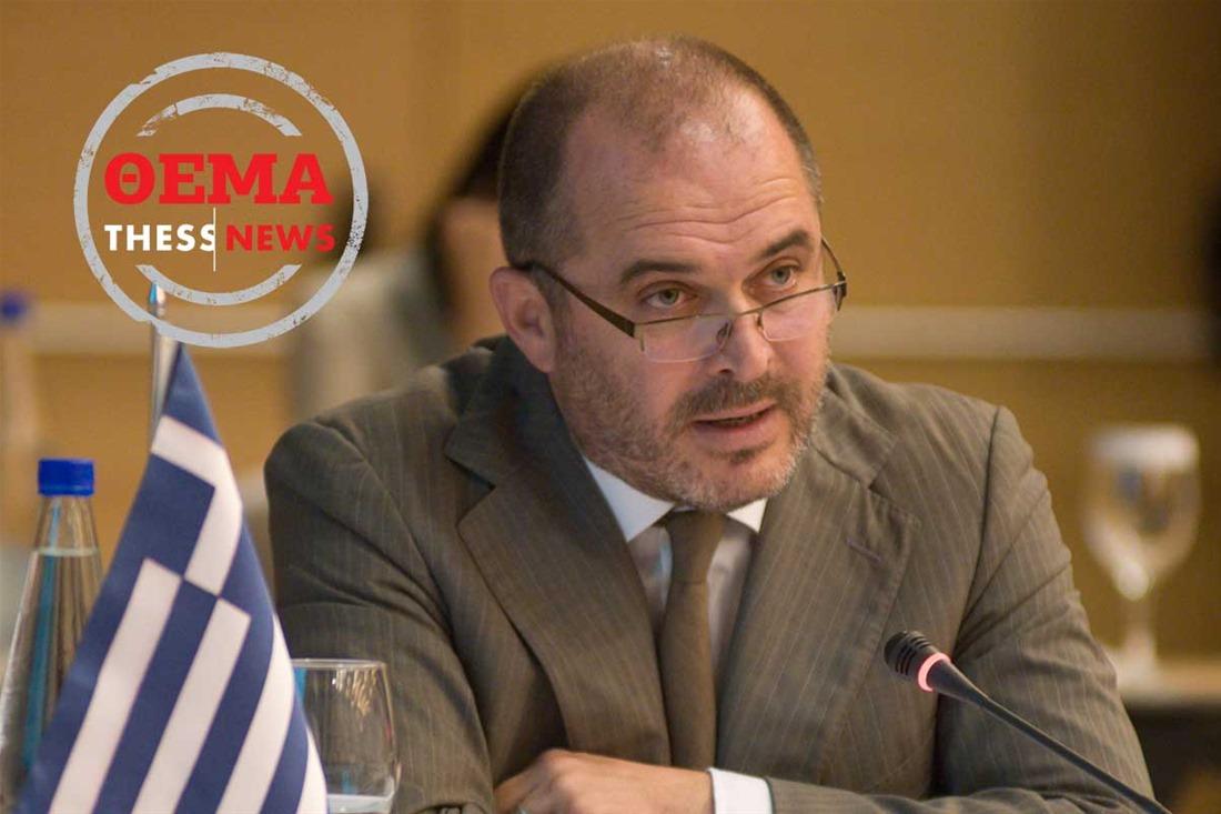 Ηλ. Ξανθάκος στην ThessNews: Ουσιαστική και κρίσιμη η ευρωπαϊκή πολιτική της Ελλάδας για το διεθνές εμπόριο