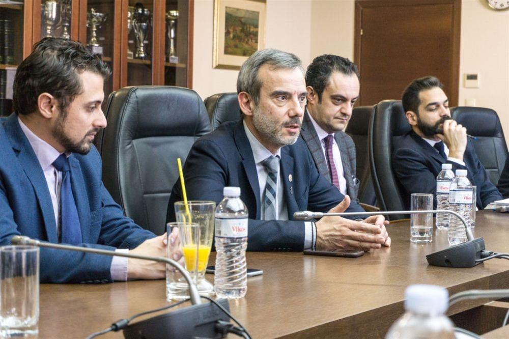 Zέρβας: Η ταυτόχρονη διεξαγωγή εκλογών εγείρει διάφορα διαχειριστικά ζητήματα