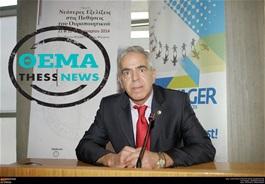 Χ. Αηδονόπουλος στην ThessNews: Πρώτα η Θεσσαλονίκη