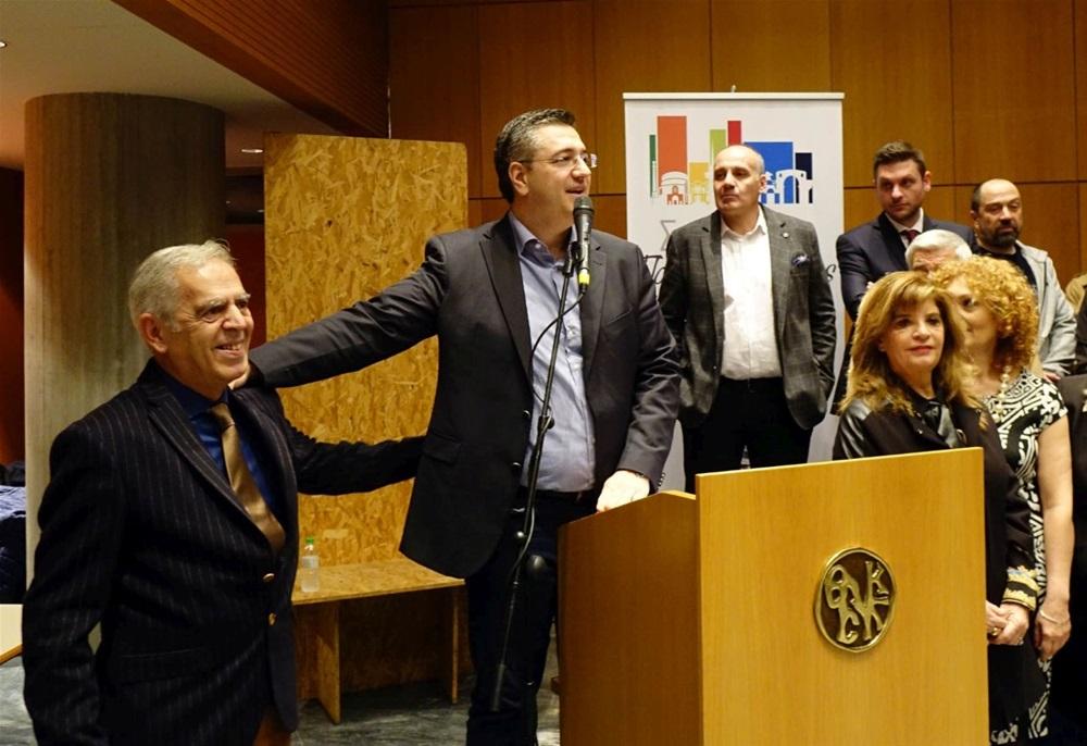 Τους υποψηφίους της Περιφερειακής Παράταξης «Αλληλεγγύη» παρουσιάζει την Τετάρτη ο Τζιτζικώστας