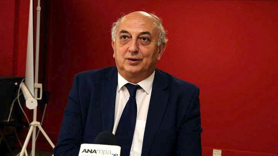 Γ. Αμανατίδης: Νέα πνοή για τη Μακεδονία η υποψηφιότητα του Χρ. Γιαννούλη