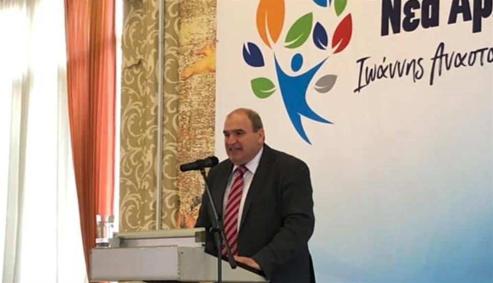 Ανακοίνωσε την υποψηφιότητα του για το δήμο Λαγκαδά ο Ιωάννης Αναστασιάδης