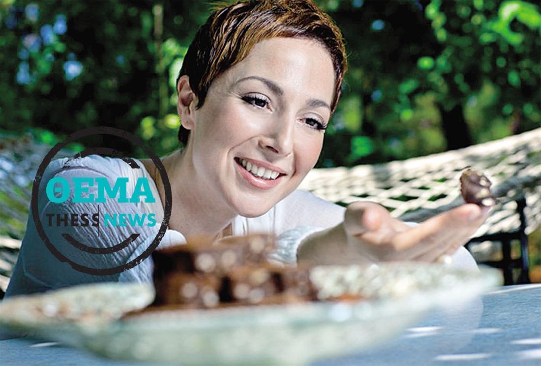 Μίνα Αποστολίδου: LADY CHOCOLATE