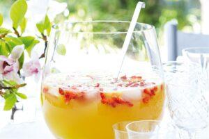 Summer punch – Cocktail για πάρτι