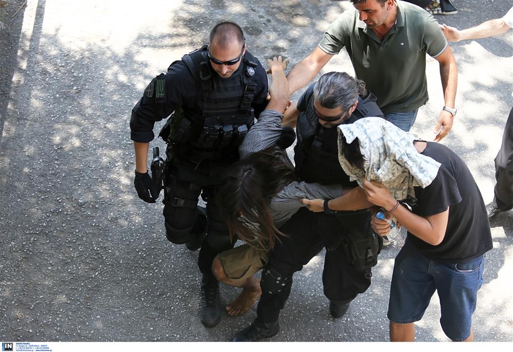 Φοβήθηκε ντόμινο η αστυνομία