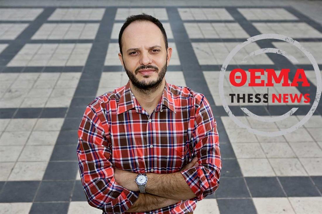 Γ. Δαρδαμανέλης στην ThessNews: «Στάσιμη η Καλαμαριά»