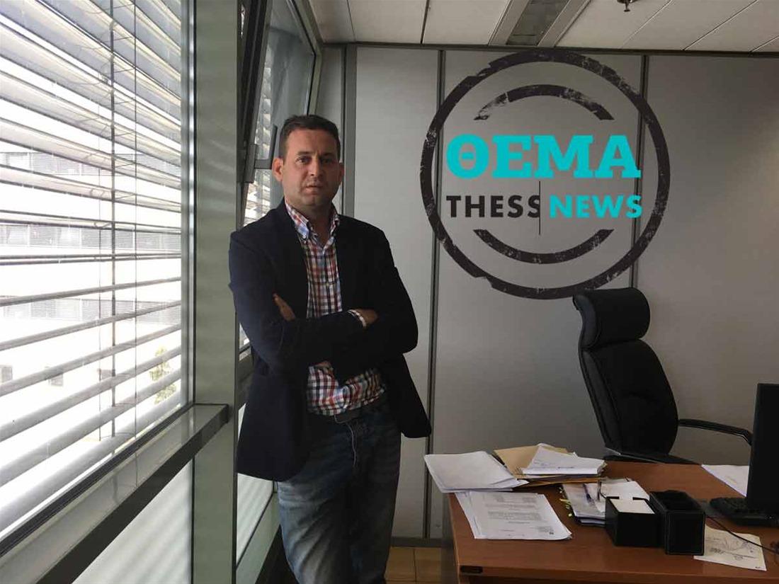 Γ. Δημαρέλος στην ThessNews: «Μπουτάρης, ο φυσικός ηγέτης της Πρωτοβουλίας»
