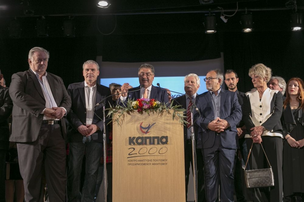Παρουσιάστηκε το ψηφοδέλτιο νίκης του συνδυασμού «Θερμαϊκός – Νέα Πορεία»