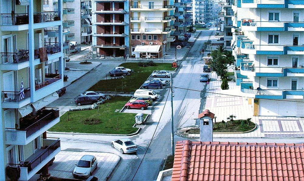 Εύοσμος, η γειτονιά που μεγάλωσε
