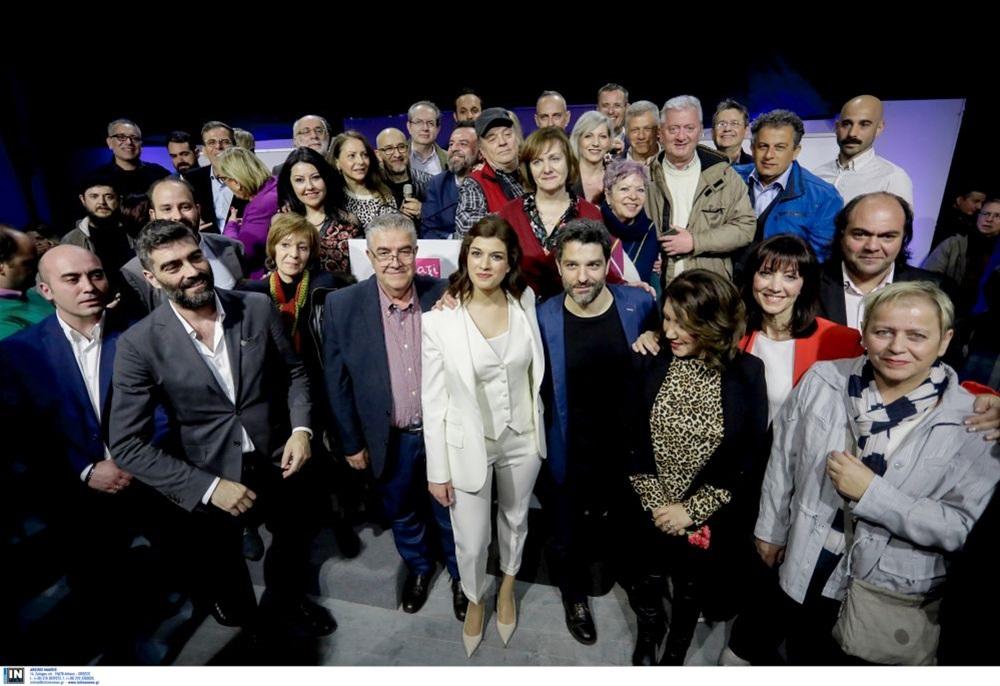 Δυναμικό ξεκίνημα Νοτοπούλου: Η υποψηφιότητά μου ενώνει τη κοινωνία