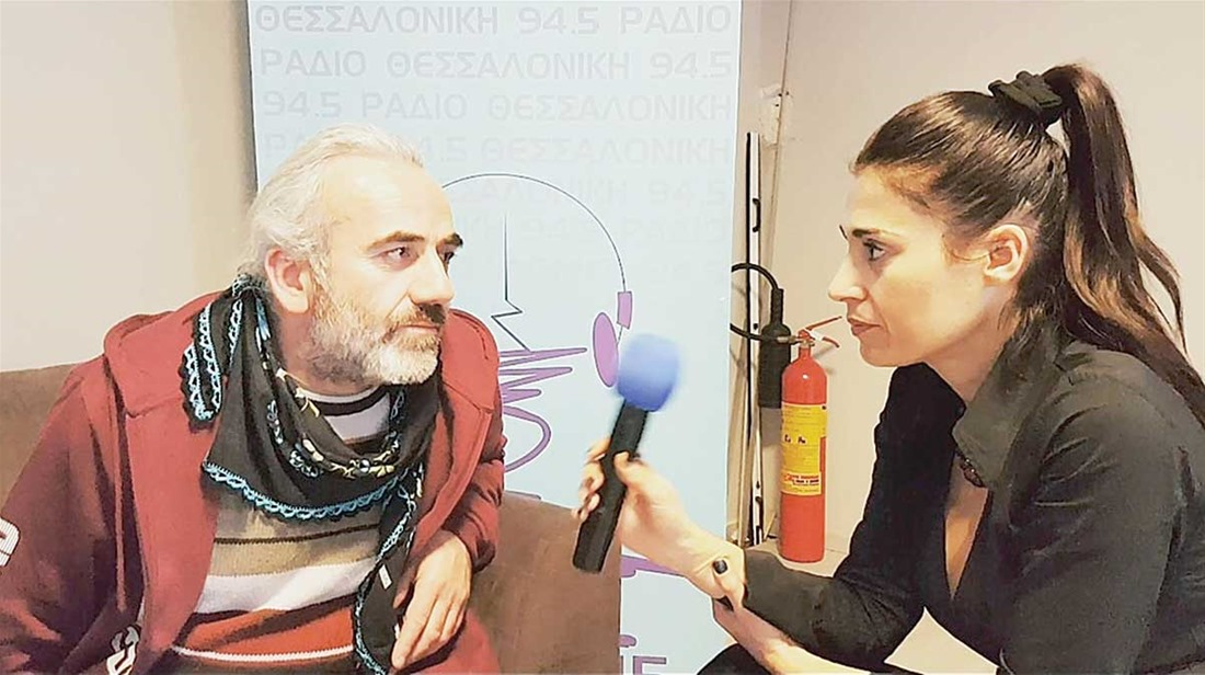 Γιάννης Βασίλης Γιαϊλαλί: Ο Πόντιος ακτιβιστής, καταζητούμενος στην Τουρκία, μιλά στην ThessNews