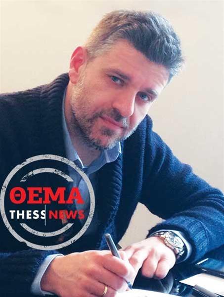 Κ. Γιουτίκας στην ThessNews: Άψογη η συνεργασία με Τζιτζικώστα