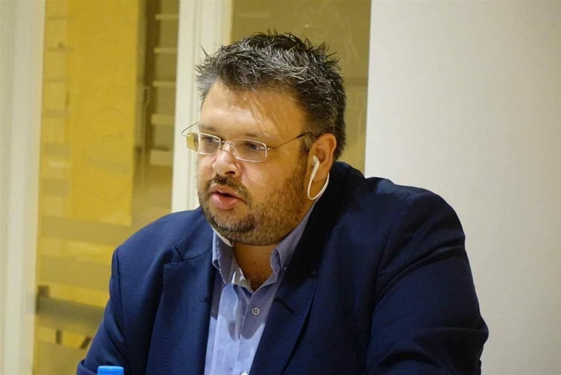 Υποψήφιος με τον Γιώργο Ορφανό ο Κώστας Ιακώβου