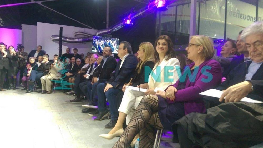 Οι πρώτοι 63 υποψήφιοι με την Κ. Νοτοπούλου για τον δήμο Θεσσαλονίκης
