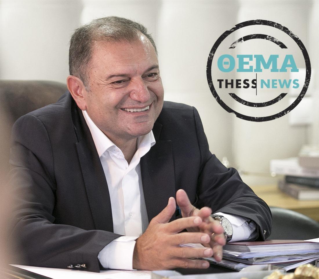 Ιγν. Καϊτεζίδης στην ThessNews: Κάνουμε πολλά σε δύσκολους καιρούς