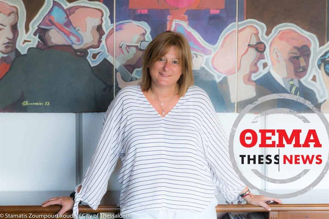 Κ. Γούλα στην ThessNews: «Κουραστική και αδιάφορη η αντιπαράθεση στην Πρωτοβουλία»