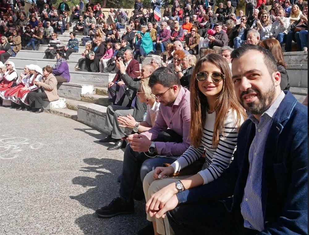 Στην Τριανδριά γιόρτασε την Καθαρά Δευτέρα ο Μάκης Κυριζίδης (ΦΩΤΟ)