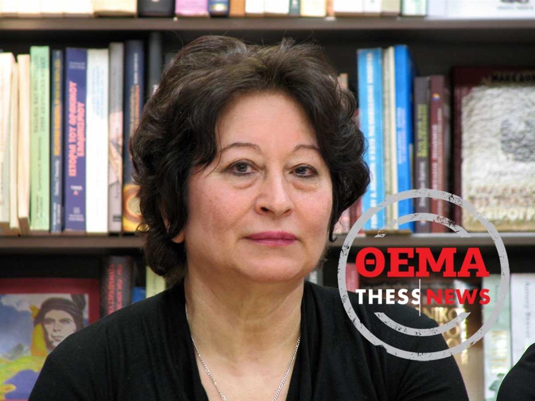 Η Μαρία Κουγιουμτζή μιλά στην ThessNews για το Κρατικό Βραβείο Διηγήματος 2017