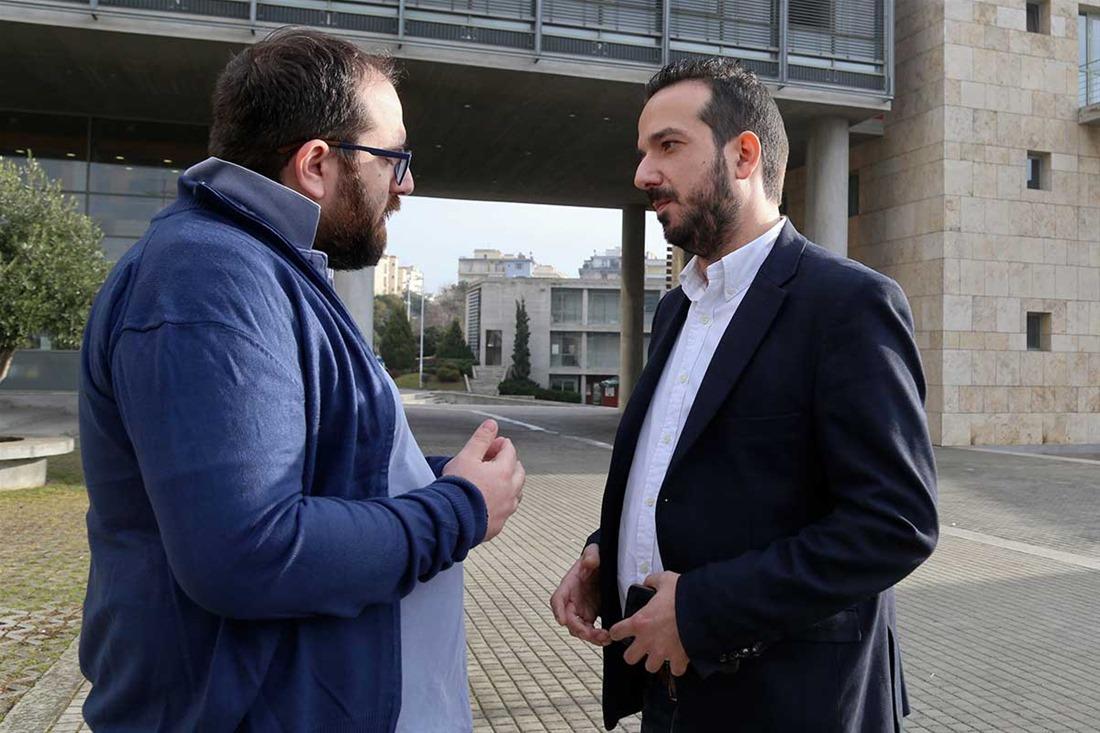 Π. Λεκάκης στην ThessNews: Ηγεσία στη νέα γενιά