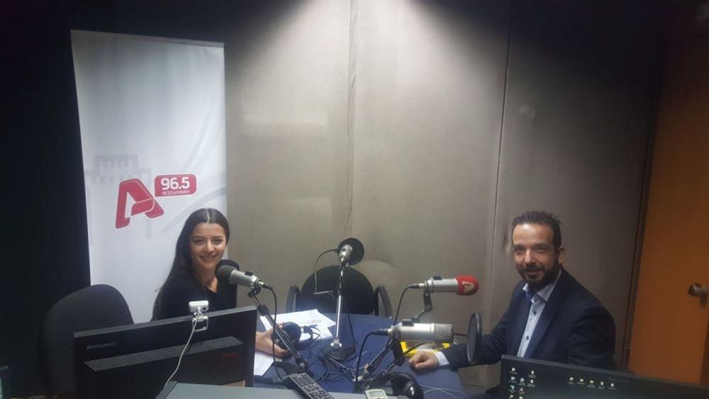 Λέκακης: «Η υποψηφιότητά μου τους ενοχλεί διότι ανακατεύει την τράπουλα, χαλάει τη «σούπα» τους»