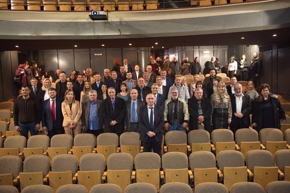 Παρουσίασε τους 62 υποψηφίους δημοτικούς συμβούλους ο Γιώργος Λίλτσης (ΦΩΤΟ)