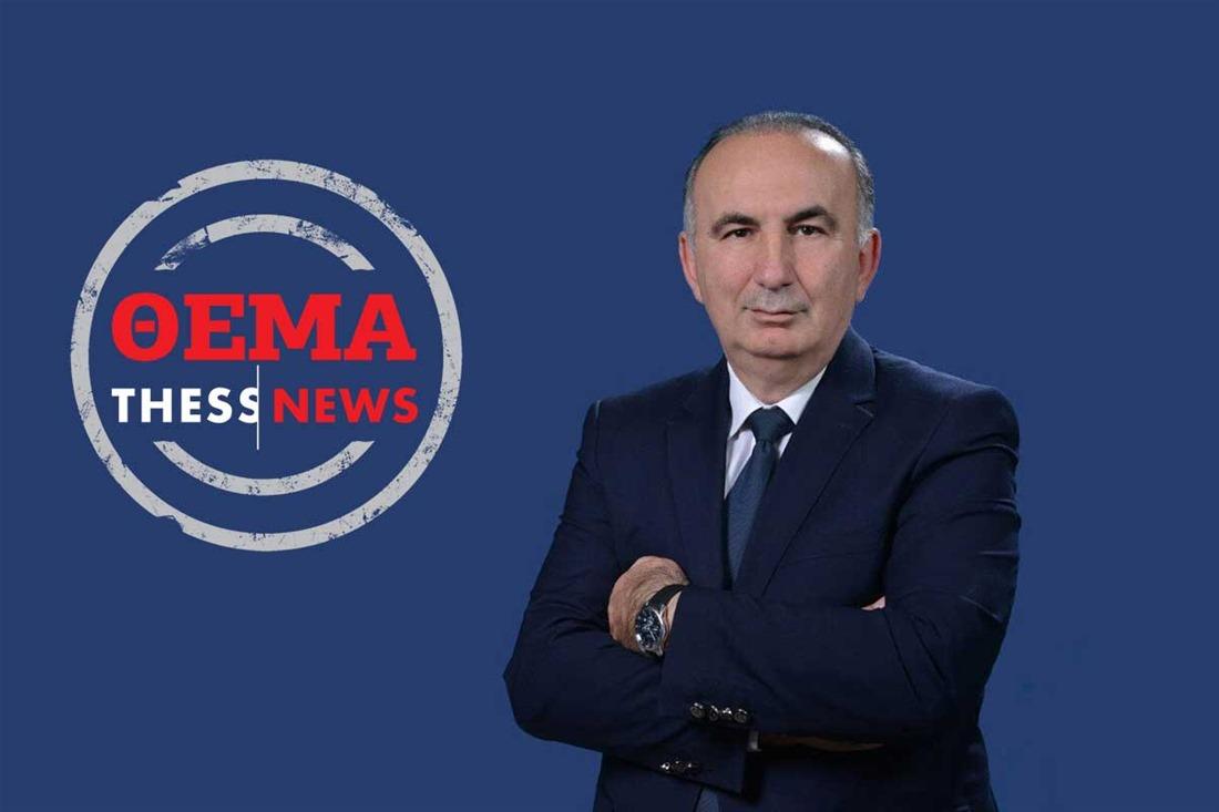 Γ. Λίλτσης στην ThessNews: «Δεν θα υποσχεθούμε «καθρεφτάκια»»