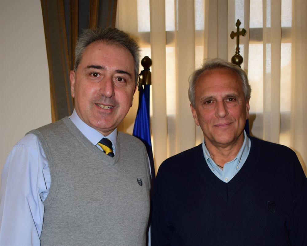 Κοινή κάθοδο για το δήμο Καλαμαριάς στις δημοτικές εκλογές του 2019 αποφάσισαν Μπακογλίδης – Παναγιωτίδης