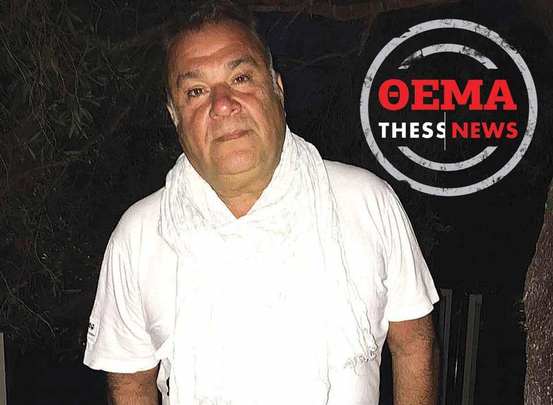 Polis Face: Τάκης Μπέτας