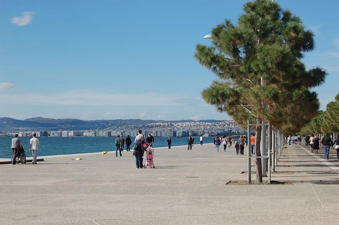 Αυτές είναι οι προτάσεις της παράταξης «ΝΑΙ στη Θεσσαλονίκη» για την Νέα Παραλία