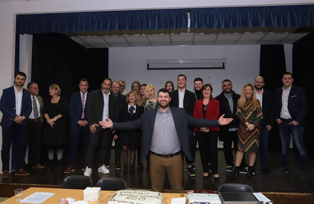 Παρουσίασε τους πρώτους υποψηφίους η παράταξη «Κοινωνική Συνεργασία» του δήμου Νεάπολης – Συκεών (ΦΩΤΟ)