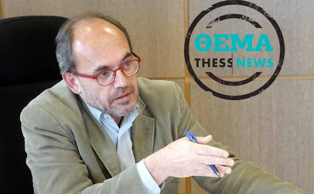 Ν. Μυλόπουλος στην ThessNews: «Παραμένει λειτουργική η σχέση μου με τον καλλιτεχνικό διευθυντή»