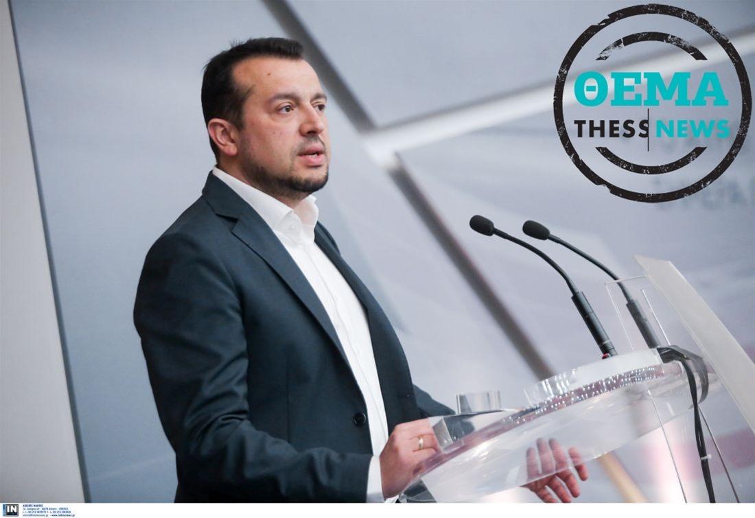 Ν. Παππάς στην ThessNews: «ΣΥΡΙΖΑ ανοιχτός στους πολλούς, υπέρ των πολλών»