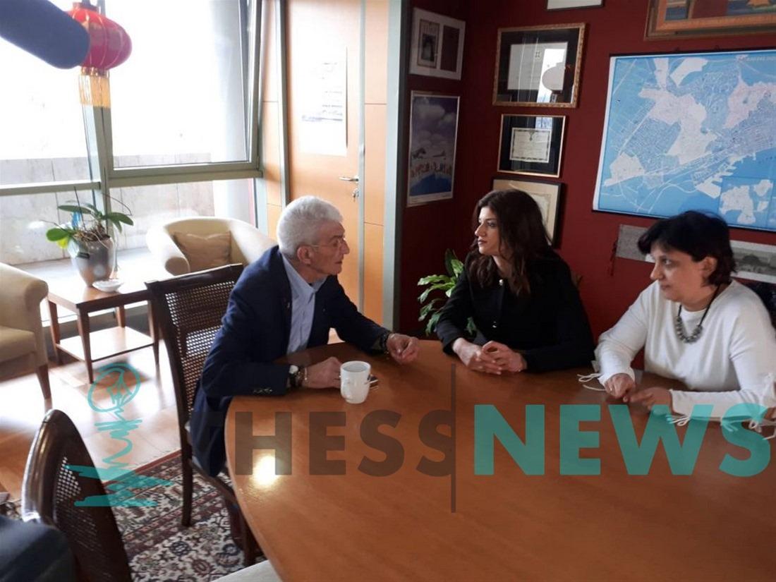 Μπουτάρης για Νοτοπούλου: Της εύχομαι να βγει δήμαρχος – Εγώ στηρίζω Λεκάκη