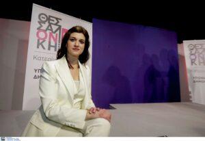 Νοτοπούλου κατά Λεκάκη για σεξιστικά σχόλια υποψηφίου του (ΦΩΤΟ)