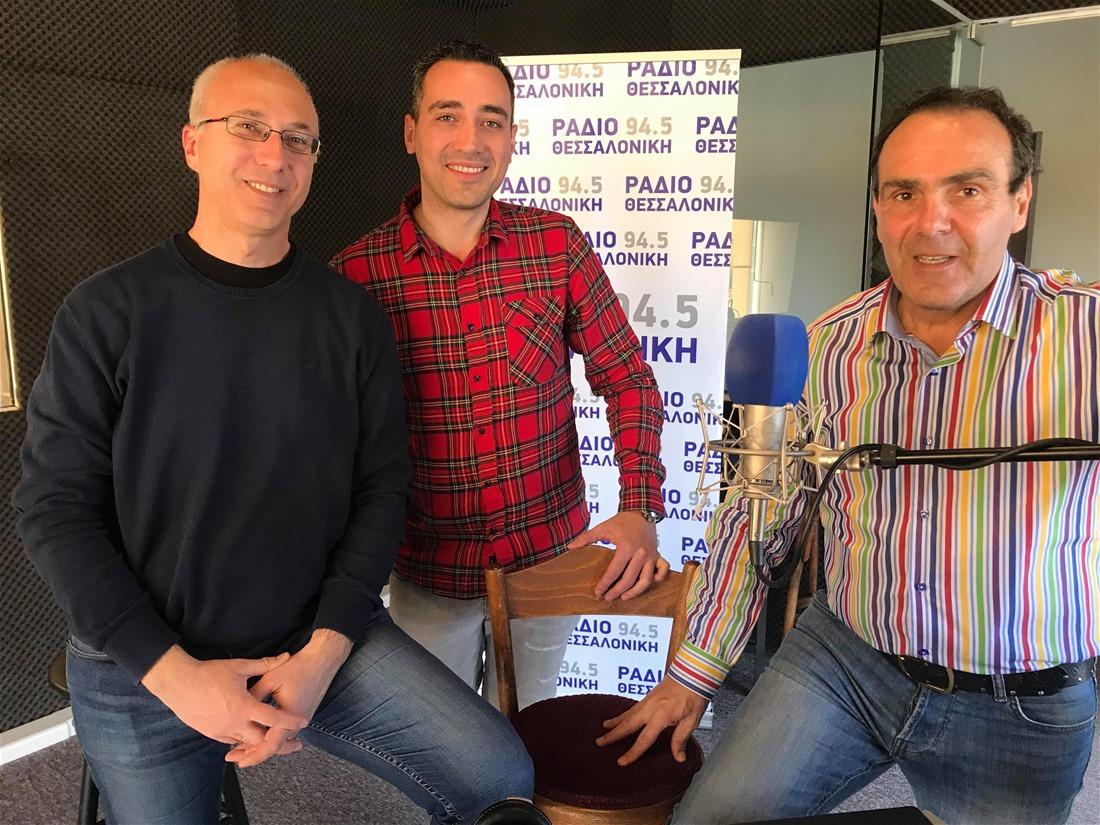 Ν. Νυφούδης στο Ράδιο Θεσσαλονίκη: Θα «πληρώσουμε» τη διαμάχη Ταχιάου – Νοτοπούλου